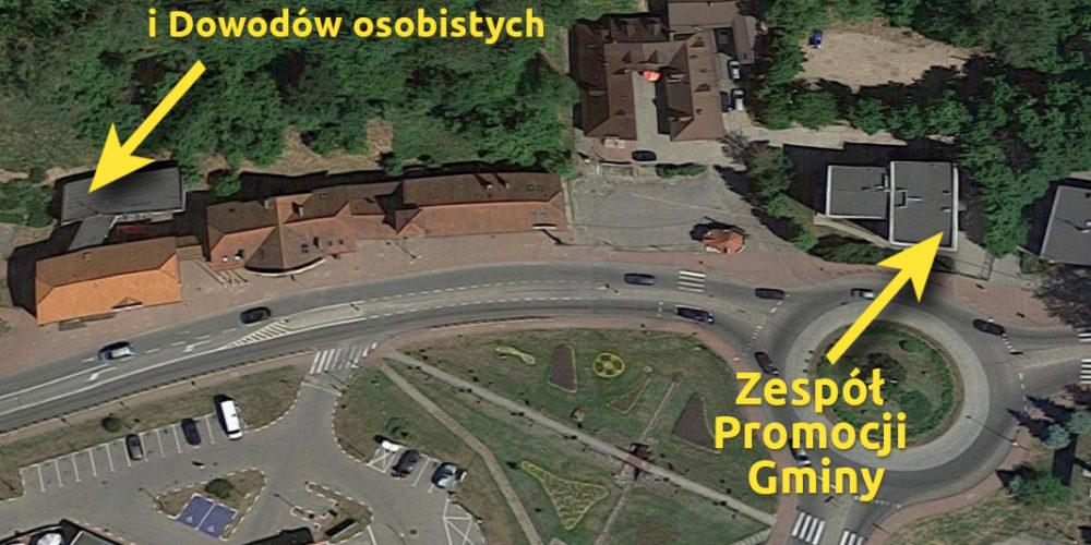 Zmiany organizacyjne w Urzędzie Gminy w Żukowie