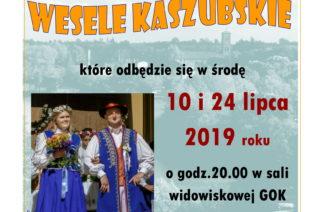 Wesele Kaszubskie w Chmielnie. Folklorystyczne widowisko już jutro!