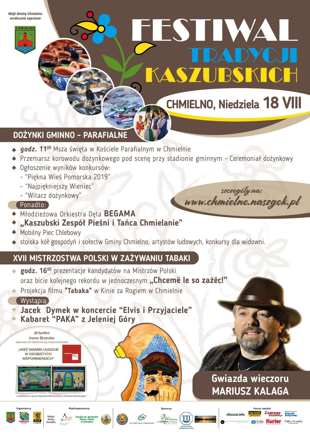 Festiwal Tradycji Kaszubskich 2019 - Chmielno
