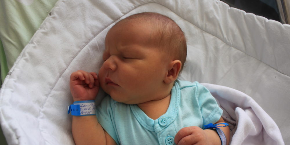 Przyszli na świat… Dzieci urodzone w kartuskim szpitalu [2019.08.05]