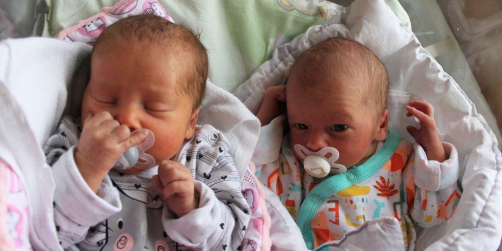Przyszli na świat… Dzieci urodzone w kartuskim szpitalu [2019.08.12]