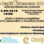 """W Chmielnie odbędzie się spotkanie profilaktyczno-edukacyjne """"Nie bądź dzbanem 2019"""""""