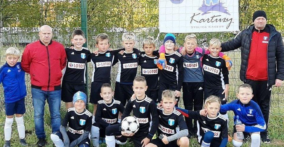 Junior D2: Cartusia 1923 Kartuzy – GKS Kolbudy 11:0