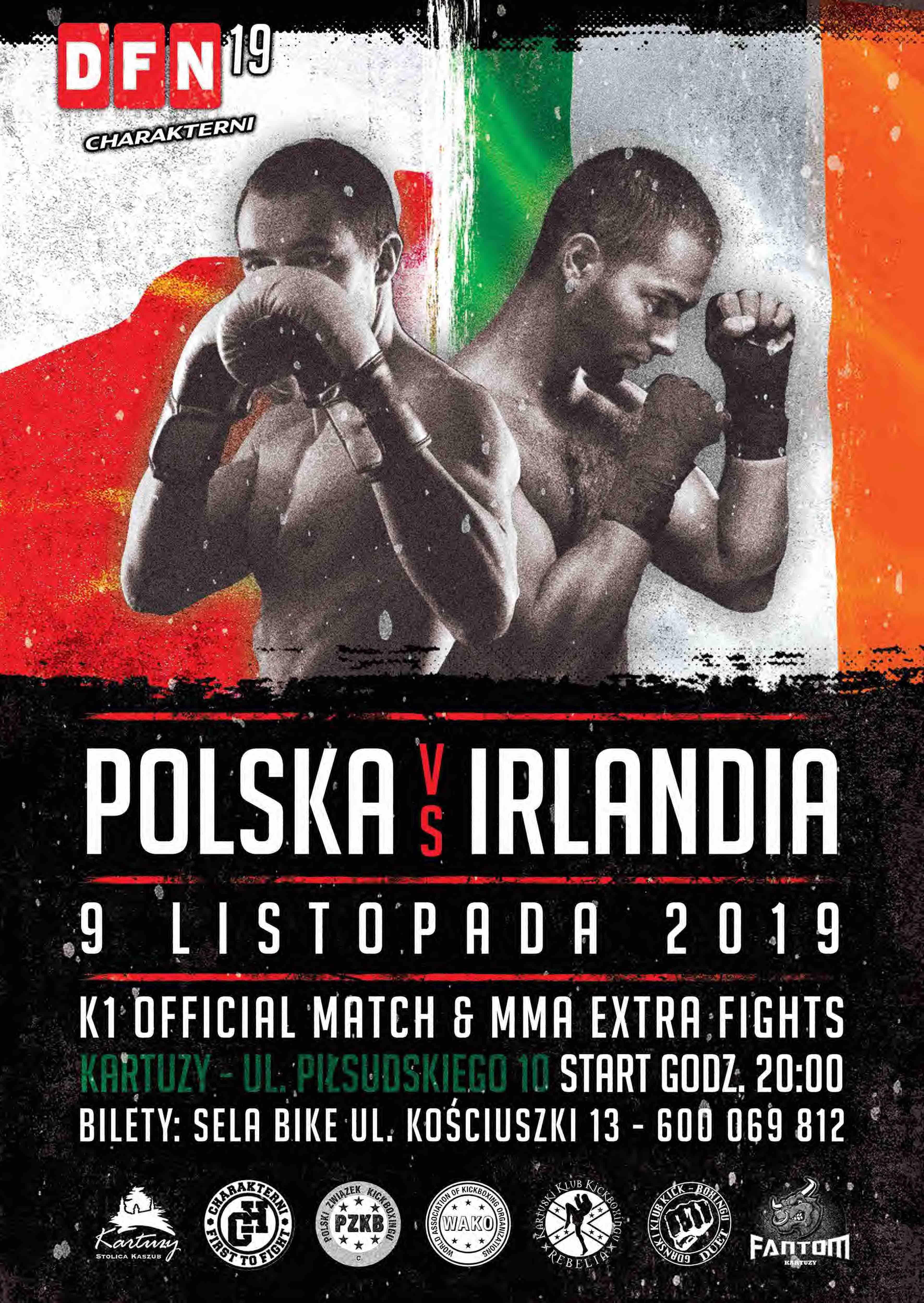Polska vs. Irlandia