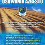 Zgarnij dofinansowanie na usuwanie azbestu