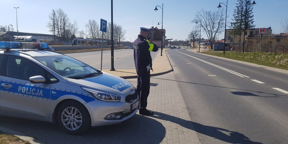 Kaskadowe kontrole policji