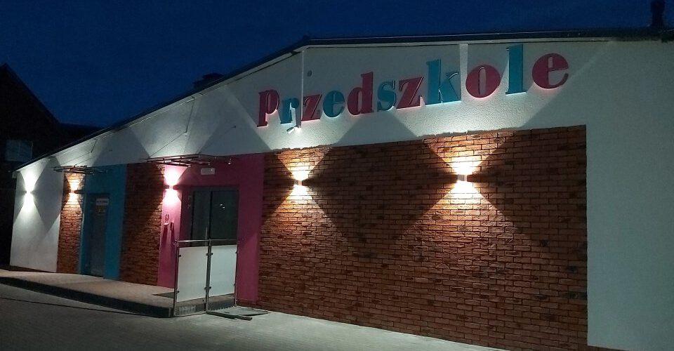 Nowoczesna szkoła i przedszkole w Mściszewicach