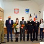 Żukowo. Mieszkańcy odznaczeni za zasługi dla obronności kraju (zdjęcia)