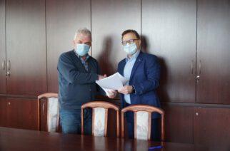 Tokary. Podpisano umowę na modernizację ujęcia wody