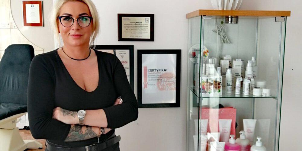 """Kartuzy. Justyna Wiśniewska: """"Świadomość kobiet w kwestii dbania o siebie jest coraz większa…"""""""