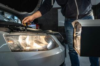 Sprawdź, jak przygotować swój samochód na wiosnę!