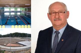 """Kartuzy. Andrzej Pryczkowski: """"O bazę sportową nie da się zadbać metodą chałupniczą…"""""""