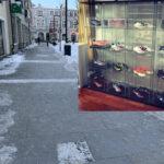 Kartuzy. Przy deptaku i Rynku staną gabloty z obuwiem