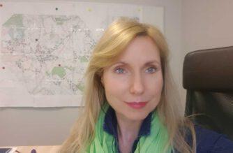 """Żukowo. Sylwia Laskowska-Bobula: """"Powinniśmy być otwarci na wielokulturowość i innowacyjną przedsiębiorczość…"""""""