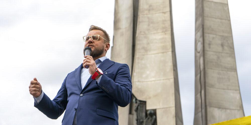 """Region. Strajk Przedsiębiorców oficjalnie partią. """"Naloty"""" na spotkania partyjne wciąż na porządku dziennym"""