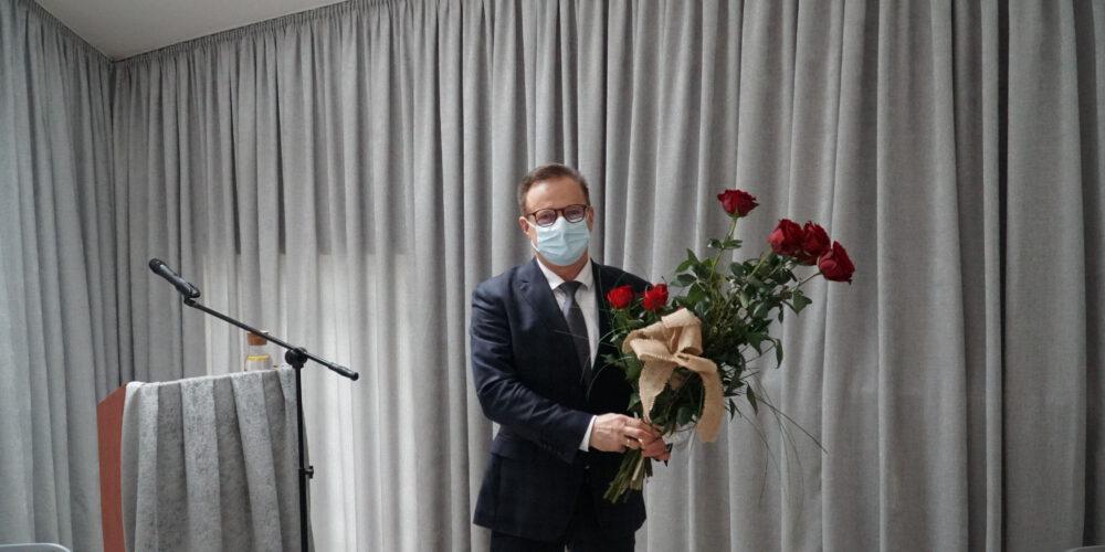 """Przodkowo. Wójt Andrzej Wyrzykowski z pełnym poparciem rady. """"To zasługa również samych mieszkańców gminy…"""""""