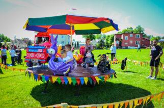 Mściszewice. Moc atrakcji na festynie dla dzieci (zdjęcia)