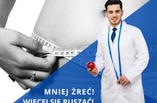 Wojciech Sankiewicz: Co zrobić, żeby schudnąć? Mniej żreć i więcej się ruszać!