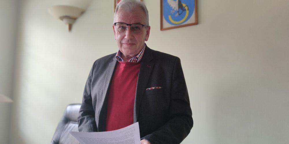 """Sierakowice. Tadeusz Kobiela: """"Przedsiębiorcy powinni zabiegać o swoje…"""""""