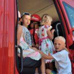 Pomieczyno. Przedszkolaki z wizytą u strażaków (zdjęcia)
