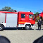 Mściszewice. Nowy wóz trafił do jednostki OSP (zdjęcia, wideo)