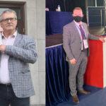 """Kartuzy. Nobilitacja Andrzeja Leyka i Tyberiusza Krigera. """"PiS ma szeroką ofertę dla młodych…"""""""