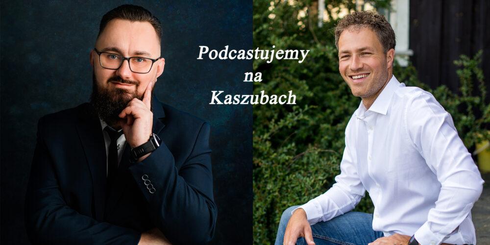 """""""Podcastujemy na Kaszubach"""" – odc. 1 – Hejt (gość – Adam Kowalewski, psycholog)"""